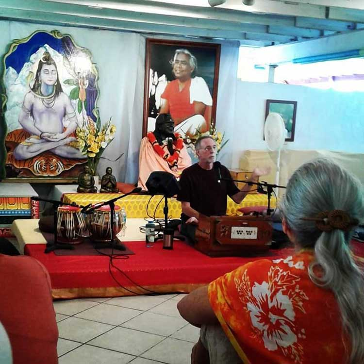 Krishna Das Session